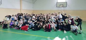 Dancehall Workshop in Stop and dance Studio Bucarest
